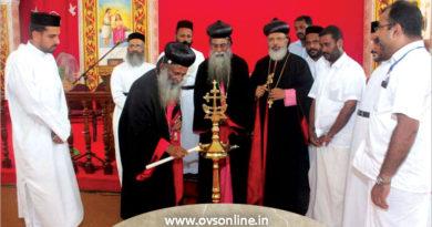 OCYM Malankara Church News