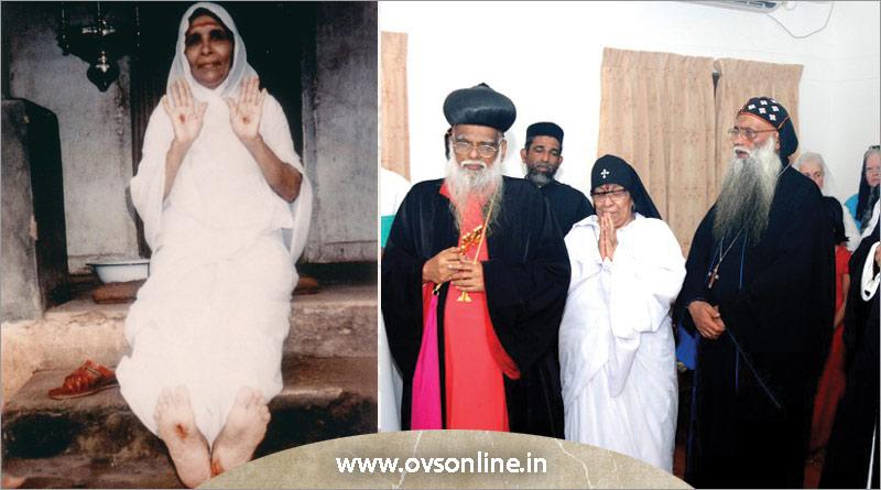 The Stigmata Orthodox Nun Susan of India Enters Eternal Rest
