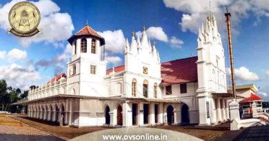 പുതുപ്പള്ളി പെരുനാൾ: വിശുദ്ധ ഗീവർഗീസ് സഹദായുടെ ഓർമ്മപ്പെരുനാൾ