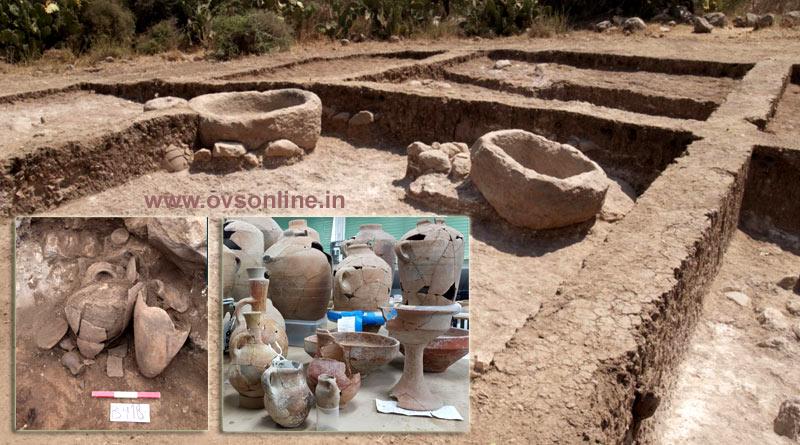 Biblical City of Ziklag Where Philistines Gave Refuge to David