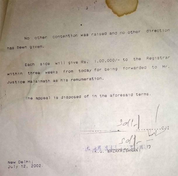 1934-ലെ ഭരണഘടനയും മലങ്കര അസോസിയേഷനും ഒരു കോടതിയിലും ഒരു വേദിയിലും ചോദ്യം ചെയ്യാൻ പാടില്ലാത്തത്..